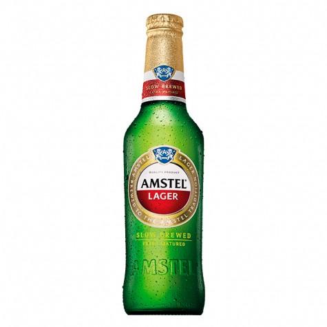Amstel Lager 330ml 6 Pack