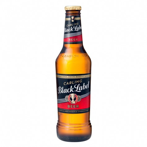 Carling Black Label 340ml 6 Pack
