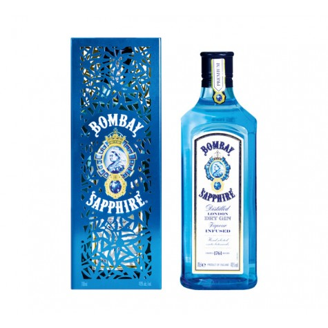 Bombay Sapphire Imported Gin 750ml